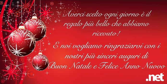 Grazie E Buon Natale.Buon Natale A Tutti Voi