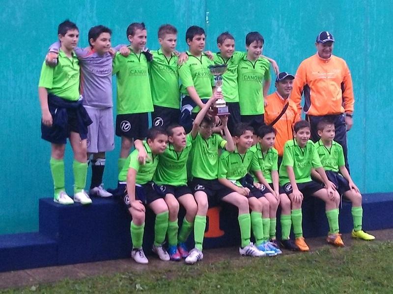 Campioni Provinciali calcio a 11-Campionato Primaverile C.S.I. Under 12- immagine repertorio dal sito ufficiale