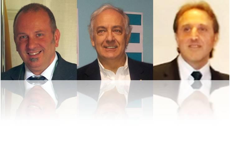 Emanuele Galimberti, Mario Vago, Ivan Brignani