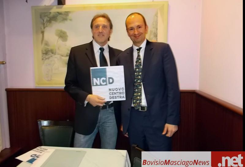 Ivan Brignani e Stefano Carugo