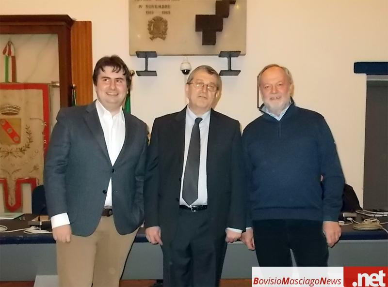 Mariano Delle Cave, Ernesto Artuso e Giuliano Soldà